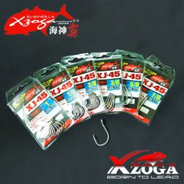 Hook PW GAME JIGGING – XJ-45 # 1 – 9/0