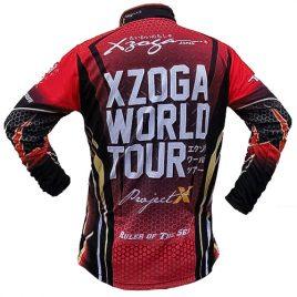 XZOGA World Tour Long Sleeve Shirt